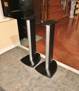 Gorgeous High-End Paradigm Speaker Stands (2 Pairs Avail)J-29