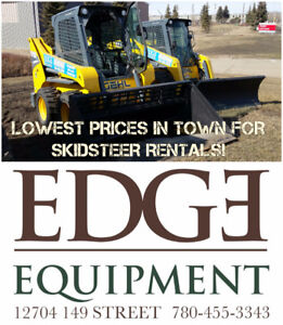 Skid Steer Bobcat and attachments Rental and Sale