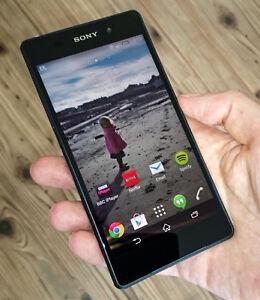 excelent Sony Z3 pour BELL,Videotron,telus,rogers,fido,etc