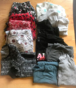 **LOT OF LADIES PJ'S FOR SALE-SIZE LARGE**