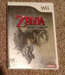 Twilight Princess for Wii