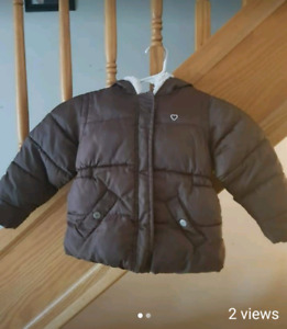 Girls - Brown Bomber from Old Navy size 3