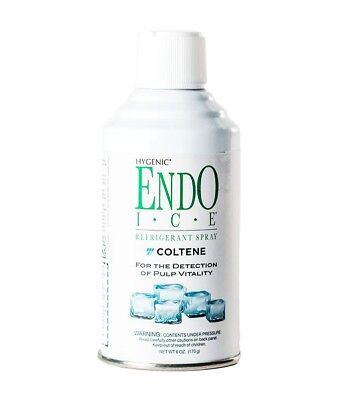 Coltene Dental Endo Ice Pulp Vitality Refrigerant Spray Green 6oz Can H05032
