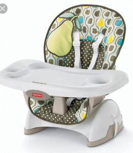 Fisher Price Pear Spacesaver high chair