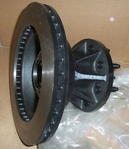 ACDelcoFront Disc Brake Rotor & Hub Ass. 03-05 FORD E350 CLUB