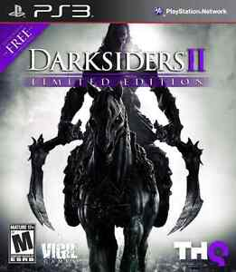 Wonted darksiders 2 ps3