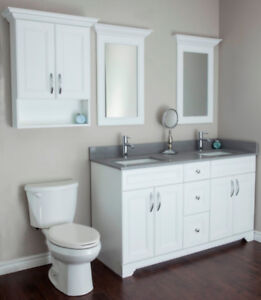 Christmas Promotions on Vanity+Counter-top with 1 FREE faucet!!!