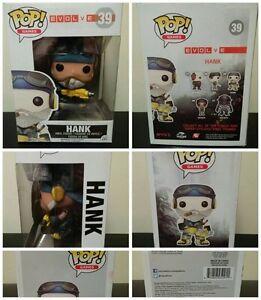 Funko POP! Vinyl - Evolve number 39 'HANK' Belleville Belleville Area image 1