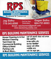 House Cleaning Services (Book Now) www.rpscleaning.weebly.com