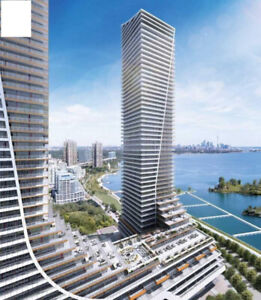 Avail. ASAP - Brand New / 1B+Den+Parking+Lkr/Lakeshore Park Lawn
