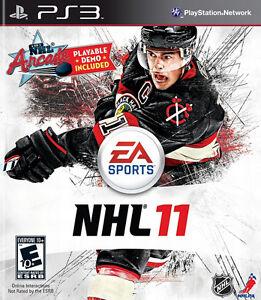 PS3 NHL 11 Oakville / Halton Region Toronto (GTA) image 1
