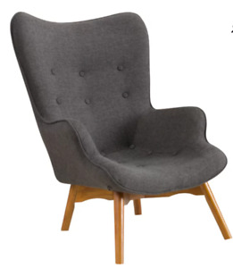 Mid century Style Accent Chair /NEW