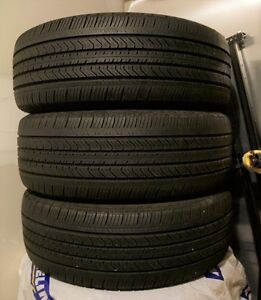 3 Michelin Primacy™ MXV4 235/50R19 (235 50 r19) All-SeasonTires