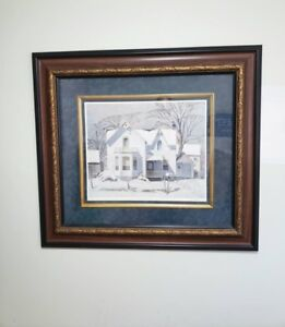 Group of Seven print by AJ Casson