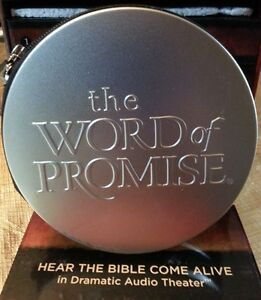 Word of Promise, NKJV Audio Bible CDs