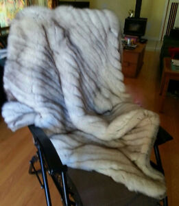 Pillows and Throws from fur coats Peterborough Peterborough Area image 4