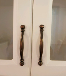 Antique Cooper look Handles
