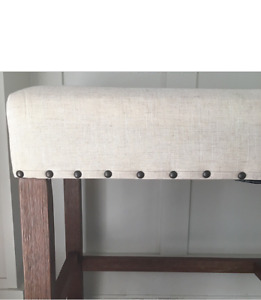 Counter Height Bench for Kitchen Island