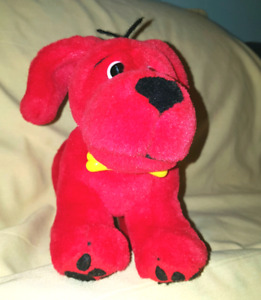 Clifford Stuffed Toy