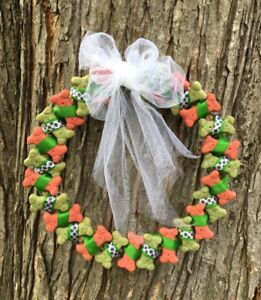 Edible Dog Wreath - UNSOLD ACTION ITEM