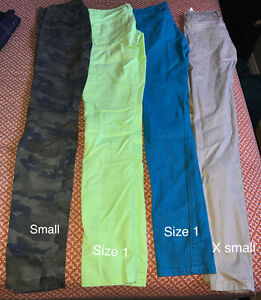 Small & extra small jeans!