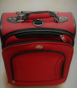 LUGGAGE, CARRY ON