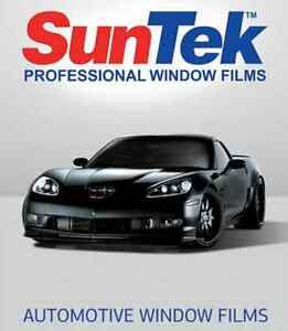 ** Professional Window Tinting **