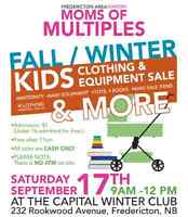 FAMOM annual Childrens Consignment Sale