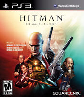 Hitman HD Trilogy PS3.......All 3 games........$20 FIRM
