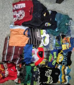 Large Boys clothing lot 5-6