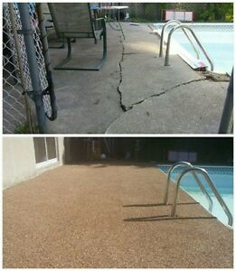 RESURFACE YOUR CONCRETE
