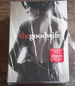 The Good Wife - Seasons 1 to 5 Box Set