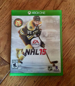 NHL 2K15 for Xbox One
