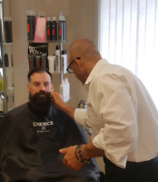 Urban Man Class Volunteers for licensed stylists