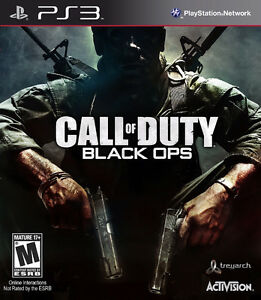 Call of Duty: Black Ops - PS3 + First Strike voucher code