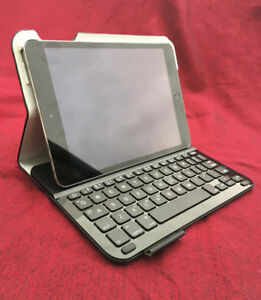 Logitech Ultrathin iPad Mini Bluetooth Keyboard Case