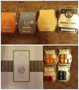 Scentsy's Reimagine warmer and 16 cubes of wax