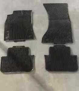 Audi Q5 winter mats.