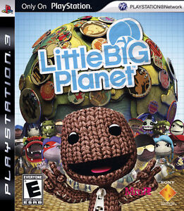 Selling Little Big Planet for PS3