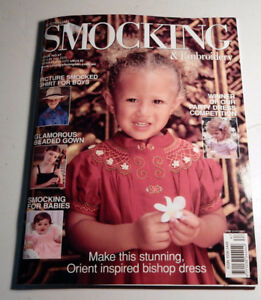 Smocking & Embroidery