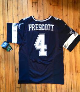 NFL OFFICIAL Dallas Cowboys Dak Prescott Jersey
