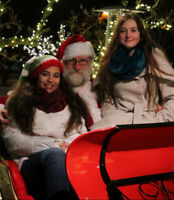 Santa Called, He is Coming to Windsor