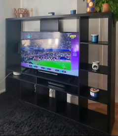 IKEA TV unit black. RRP £129, selling for £20
