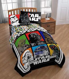 Star Wars Sheet Set-double bed-$35-never used