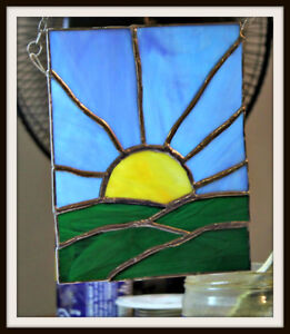 Stained Glass Lessons