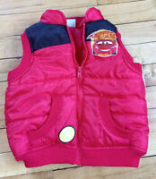 New Red Cars Warm Baby Vest - 6-9 Months