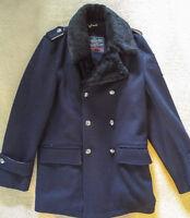 Moose Knuckles - Men's - Pea Coat (Medium; Authentic)