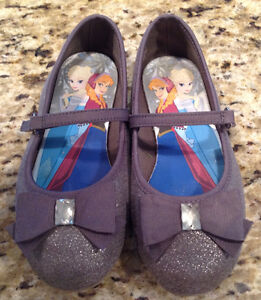 Frozen Shoes - Size 10 Toddler