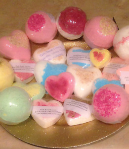 Therapeutic Bath Bombs * Perfect Party Platters