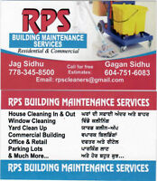 RPS Building Maintenance & Janitorial Services